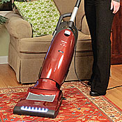 Miele S7580 Tango Upright HEPA Vacuum Cleaner