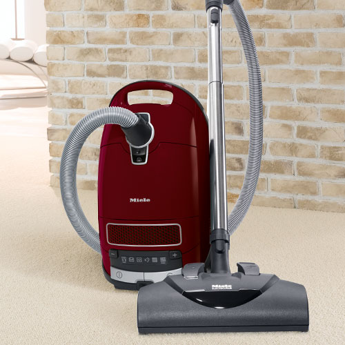 Miele Complete C3 for Soft Carpet Canister Vacuum