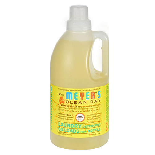 Mrs. Meyers® Clean Day Baby Blossom Laundry Detergent
