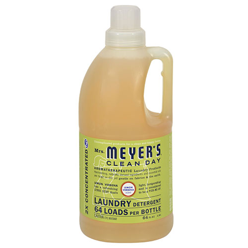 Mrs. Meyers® Clean Day Lemon Verbena Laundry Detergent