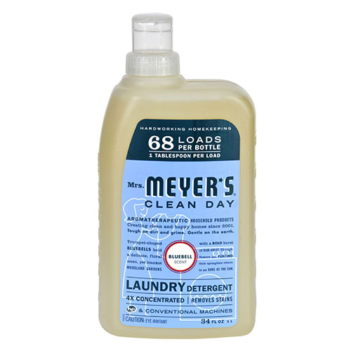 Mrs. Meyers® Clean Day 68 Load Bluebell Laundry Detergent