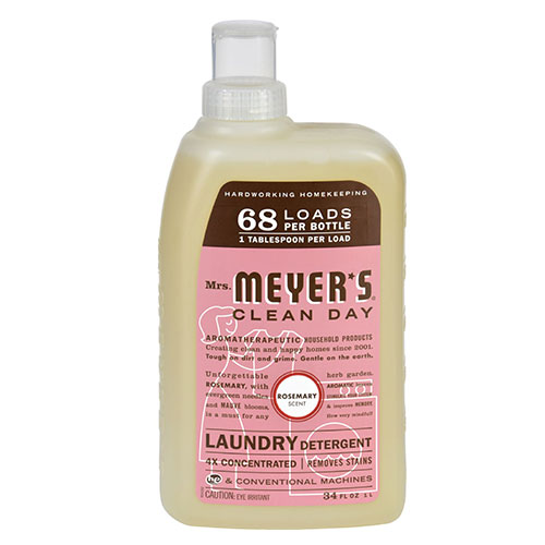 Mrs. Meyers® Clean Day 68 Load Rosemary Laundry Detergent
