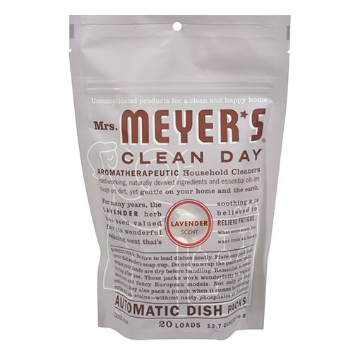 Mrs. Meyers® Clean Day Lavender Automatic Dish Packs
