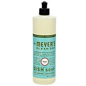 Mrs. Meyers® Clean Day Basil Liquid Dish Soap