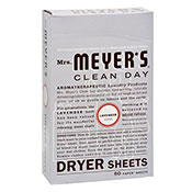 Mrs. Meyers® Clean Day Lavender Dryer Sheets