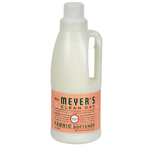 Mrs. Meyers® Clean Day Geranium Fabric Softener