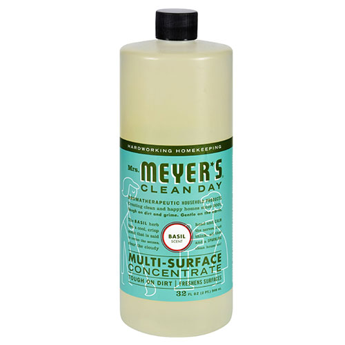 Mrs. Meyers® Clean Day Basil Multi-Surface Concentrated Cleaner
