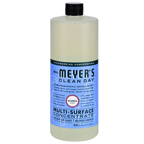 Mrs. Meyers® Clean Day Bluebell Multi-Surface Concentrated Cleaner