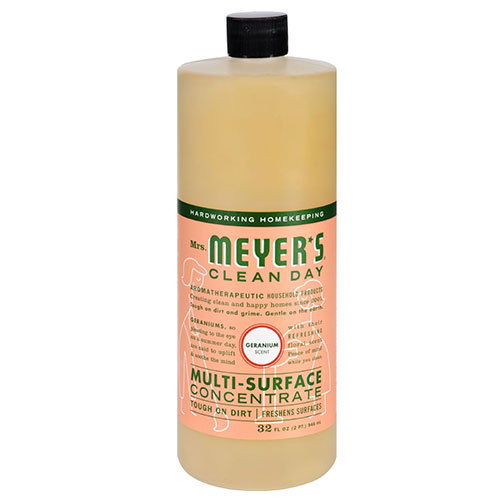 Mrs. Meyers® Clean Day Geranium Multi-Surface Concentrated Cleaner