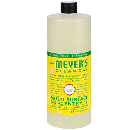 Mrs. Meyers® Clean Day Honeysuckle Multi-Surface Concentrated Cleaner
