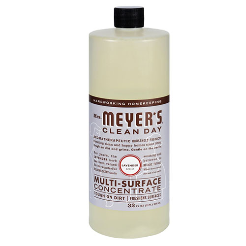Mrs. Meyers® Clean Day Lavender Multi-Surface Concentrated Cleaner