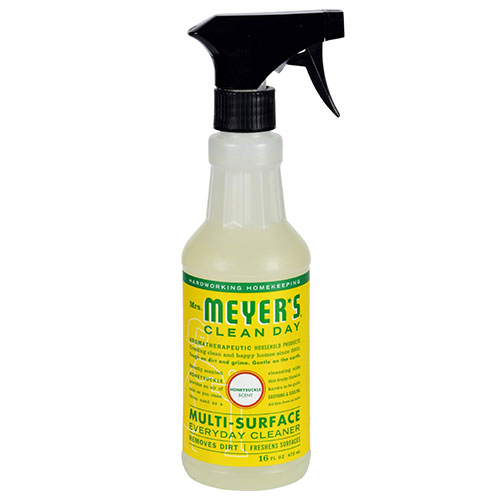 Mrs. Meyers® Clean Day Honeysuckle Multi-Surface Everyday Cleaner