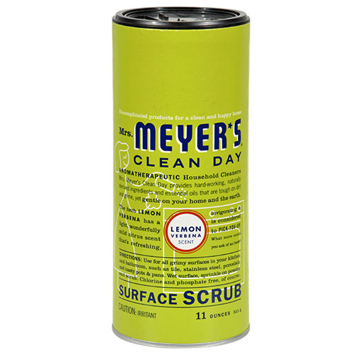 Mrs. Meyers® Clean Day Lemon Verbena Surface Scrub