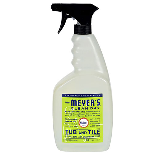 Mrs. Meyers® Clean Day Lemon Verbena Tub & Tile Cleaner