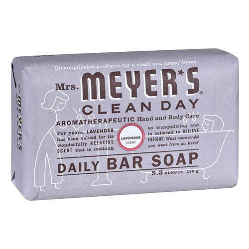 Mrs. Meyers® Clean Day Lavender Daily Bar Soap