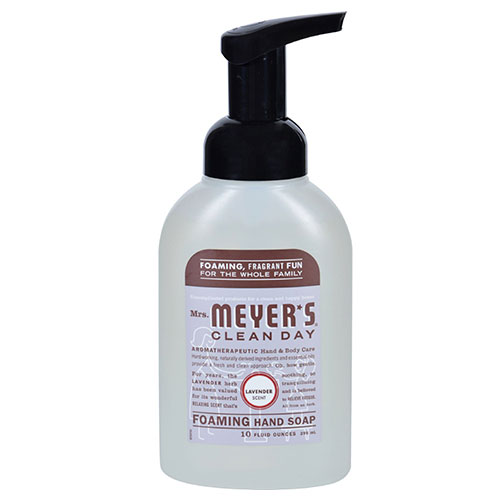 Mrs. Meyers® Clean Day Lavender Foaming Hand Soap