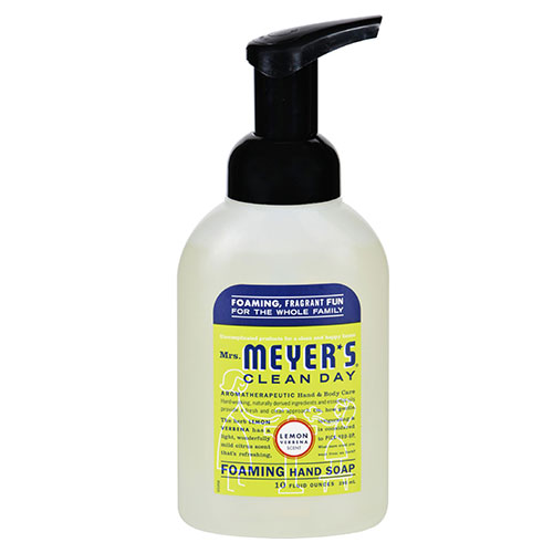 Mrs. Meyers® Clean Day Lemon Verbena Foaming Hand Soap
