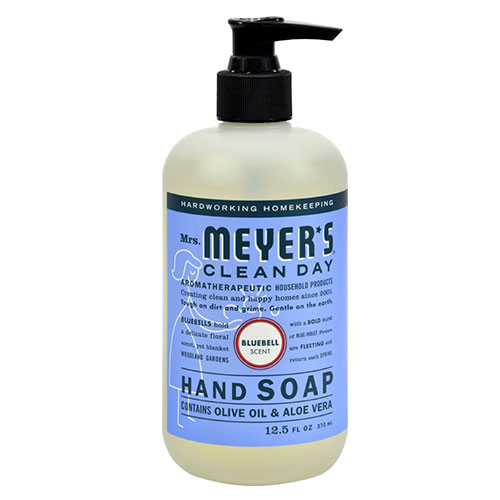Mrs. Meyers® Clean Day Bluebell Liquid Hand Soap