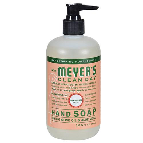 Mrs. Meyers® Clean Day Geranium Liquid Hand Soap