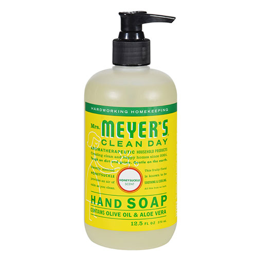 Mrs. Meyers® Clean Day Honeysuckle Liquid Hand Soap