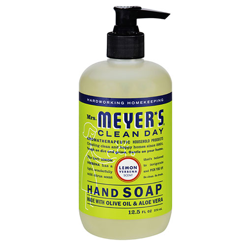 Mrs. Meyers® Clean Day Lemon Verbena Liquid Hand Soap