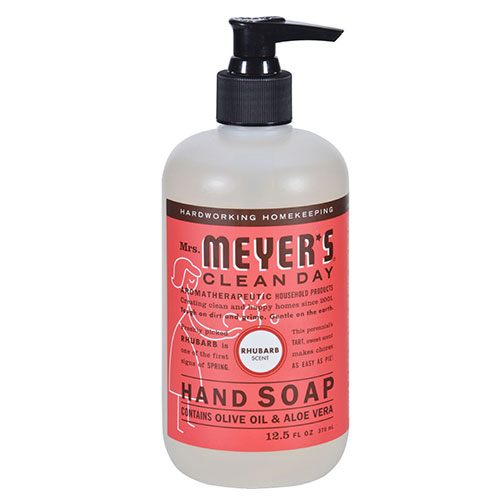 Mrs. Meyers® Clean Day Rhubarb Liquid Hand Soap