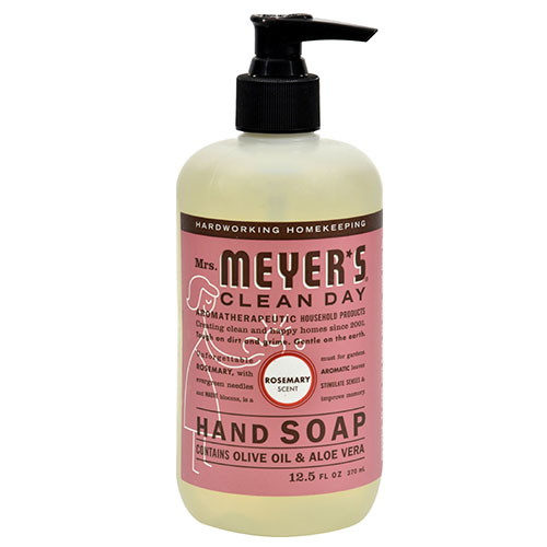 Mrs. Meyers® Clean Day Rosemary Liquid Hand Soap