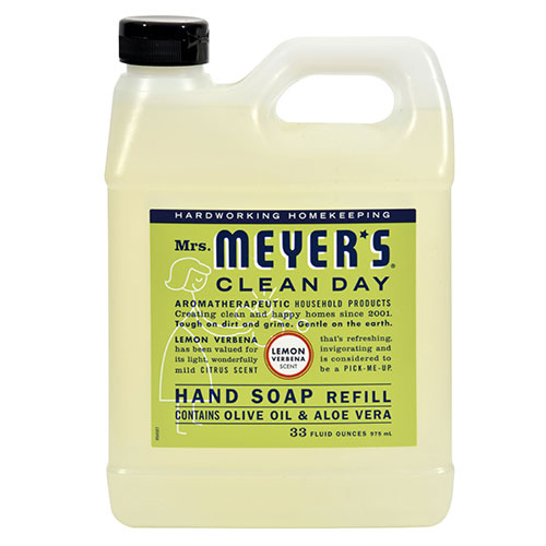 Mrs. Meyers® Clean Day Lemon Verbena Liquid Hand Soap Refill