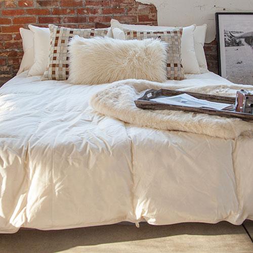 Ogallala Wildwood Organic Hypodown Warm Comforter 800-Fill