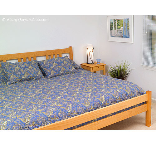 Arts & Crafts Solid Maple Wood Beds