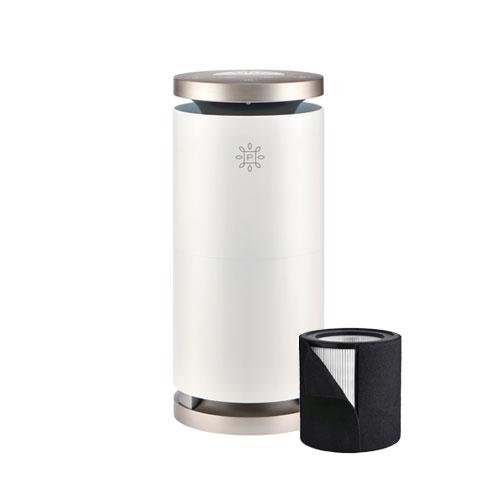 The Pure Company Large Room Air Purifier Smoke Bundle