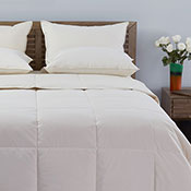 LC Classics Organic Down Alternative Comforter