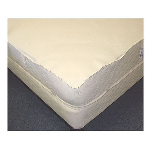 Pure Wool Moisture Protector Mattress Pads