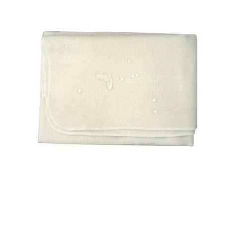Crib Pure Wool Moisture Protector Mattress Pad