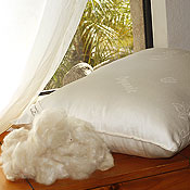 Natural Kapok Pillows