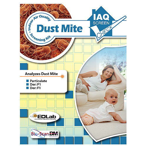Dust Mite Screening Kit