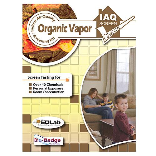 Organic Vapor Screening Kit
