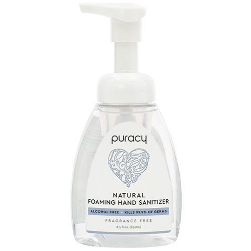 Puracy Natural Foaming Hand Sanitizer