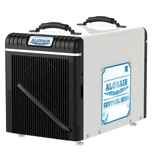 Alorair Sentinel HD90 Compact Dehumidifier