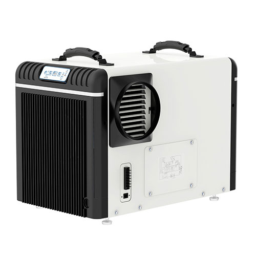 Alorair Sentinel HDi90 Crawl Space Dehumidifier with Pump