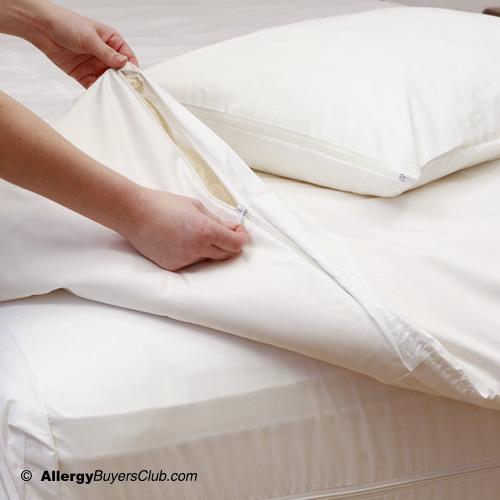 Pristine Dust Mite Comforter Cover