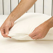 White Mountain Textiles Stretch Knit Pillow Covers