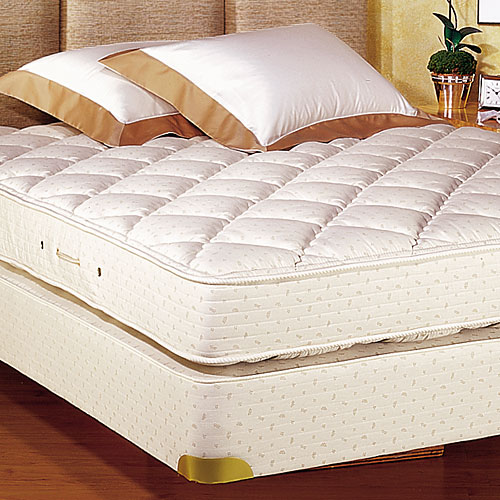 Royal-Latex Quilt-Top Mattress Bed Set