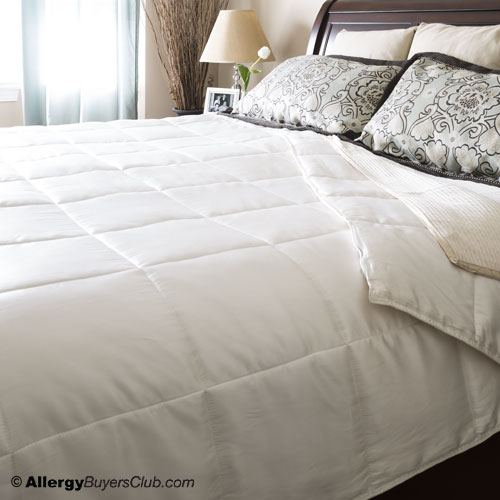 White Mountain Textiles Mulberry Silk Comforter