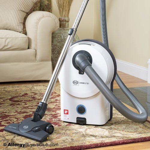 SEBO Airbelt D1 Canister Vacuum Cleaners
