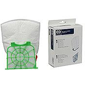 SEBO Airbelt E Filter Set