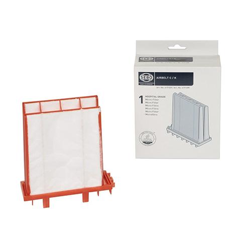Sebo C Series Hospital  Grade Microfilter