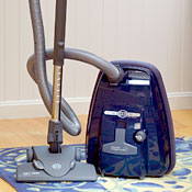 Sebo Airbelt K2 Midnight Blue Vacuum Cleaner