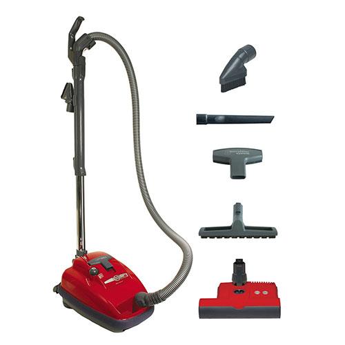 Sebo Airbelt K3 Red Canister Vacuum Cleaner
