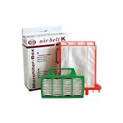 Sebo Vacuum Cleaners K Series Filter Set (1 microfilter, 1 exhaust filter)